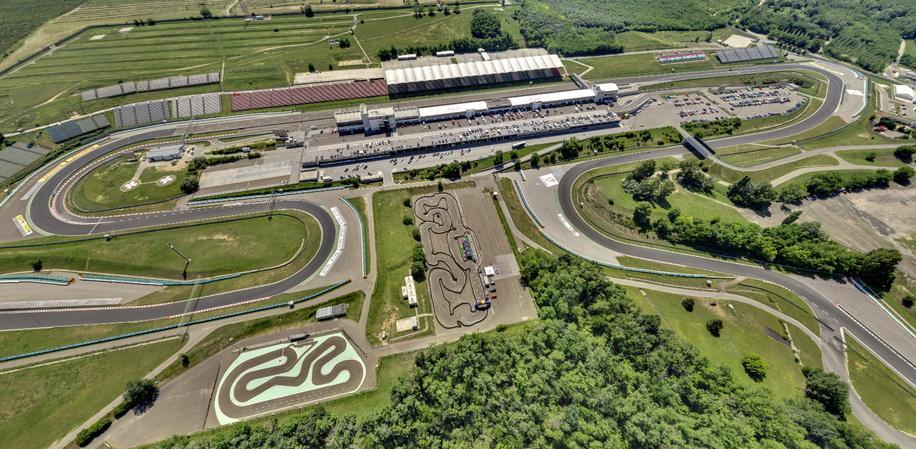 Circuito Ungheria : Hungaroring f