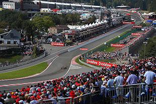 Circuito Spa : Circuit de spa francorchamps f1 2019 f1 2019