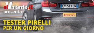 Tester Pirelli