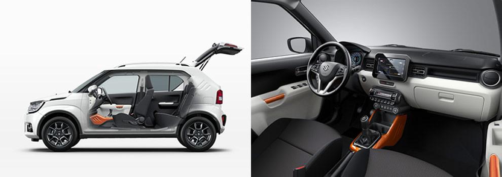 Suzuki Ignis Ibrida