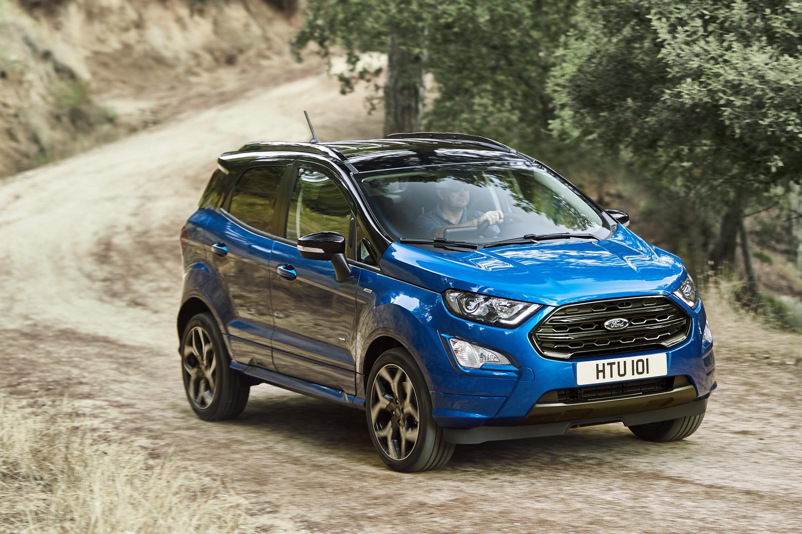 Ford Ecosport Ora è Ok Anche In Off Road