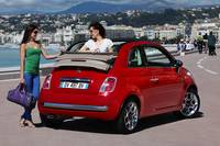 Il video ufficiale della Fiat 500 Cabrio