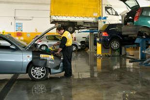 manutenzione auto tagliando