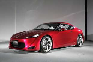 toyota ft 86 concept 1
