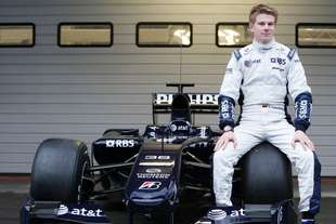 williams nico hulkenberg