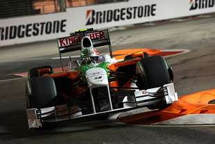 liuzzi force india