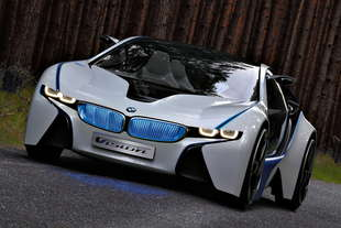 bmw vision efficientdynamics