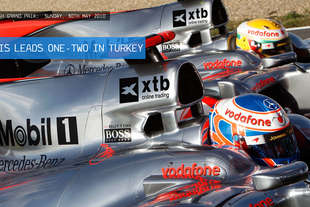 gp turchia doppietta mclaren