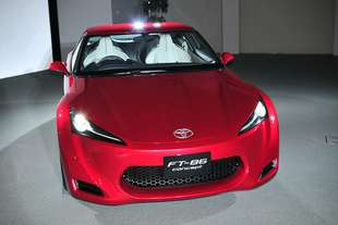 toyota ft86 2013 ibrida