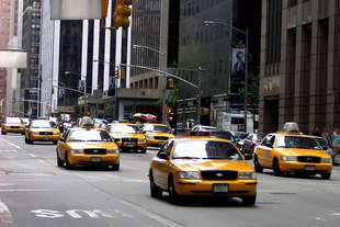 new york taxi ford crown victoria