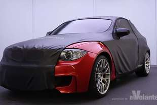 bmw serie 1 m coupe video