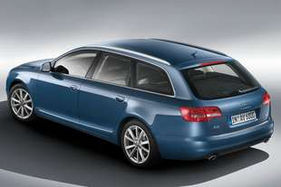 audi a6 avant limited edition