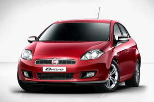 fiat bravo chromo edition