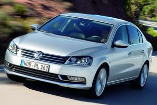 volkswagen passat video prova
