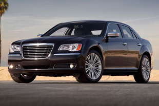 chrysler 300c 2011