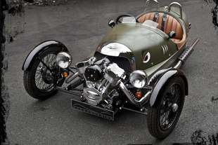 morgan 3 wheeler