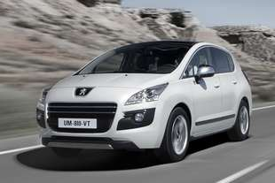 peugeot 3008 limited edition hybrid4