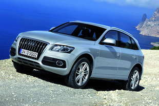 audi q5 versioni advanced