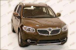 brilliance a3 il clone cinese bmw x1