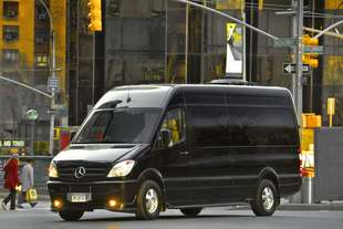 mercedes sprinter Grand Edition