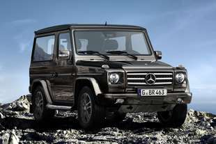 ba3 final edition mercedes classe g
