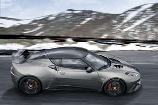 lotus evora gte road car