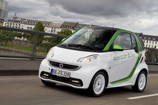 smart elettrica electric drive