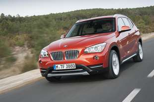 bmw x1 restyling vendite estate