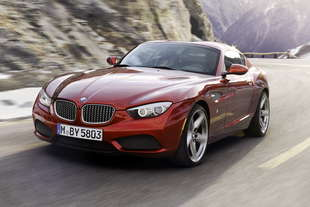bmw zagato coupe