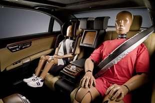 mercedes cinture airbag