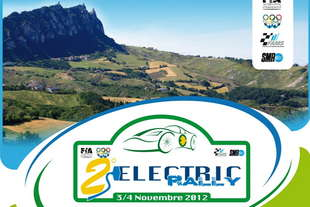 san marino electric rally