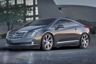 cadillac elr coupe attenta all ambiente