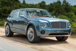 si fara suv bentley