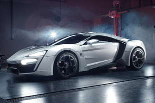 lykan wmotors supercar