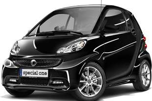 smart fortwo special one