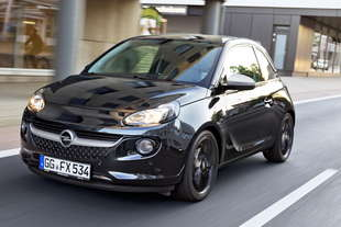 opel adam black white link