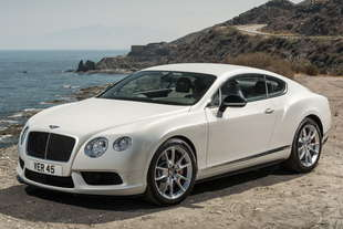 bentley continental v8s