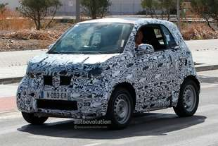 smart fortwo 2014 spy