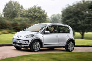 arriva italia volkswagen cross up