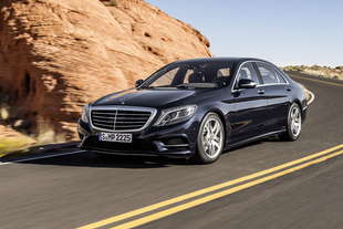 record vendite mercedes s