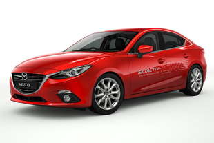 mazda 3 ibrida e metano