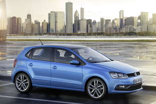 volkswagen polo 2014 restyling