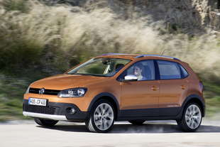 volkswagen crosspolo bluemotion bluegt