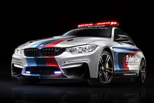 bmw m4 safety car motogp 2014
