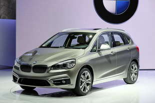 bmw serie 2 active tourer salone ginevra