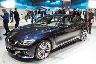 bmw serie 4 gran coupe debutto societa