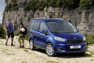 ford tourneo courrier