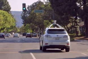 google self driving car guida autonoma
