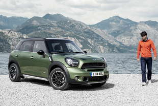 mini countryman restyling 2014