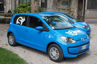 car sharing milano twist